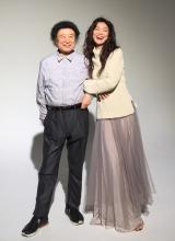 篠山紀信が撮り下ろした今井美樹の写真を特別展示