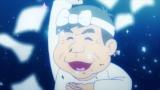 テレビ東京ほかでスタートしたアニメ『おそ松さん』第1話より(C)赤塚不二夫/おそ松さん製作委員会