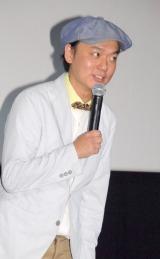 映画『探検隊の栄光』スピンオフドラマのトークイベントに出席したななめ45゜の岡安章介 (C)ORICON NewS inc.