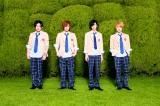 年内で一旦活動休止することを発表したギルド(写真左から)TAKUMA、RYUICHI、YOSHIHIRO、宏一