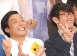 『NHK新人お笑い大賞』本選出場者取材会に出席したインディアンス