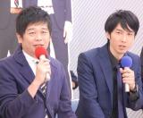 『NHK新人お笑い大賞』本選出場者取材会に出席したザンゼンジ