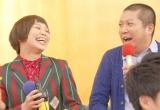 『NHK新人お笑い大賞』本選出場者取材会に出席したスーパーニュウニュウ