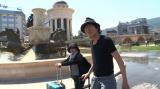 泉ピン子と千原ジュニアが旧ユーゴスラビア3ヶ国を縦断『世界の村で発見!こんなところに日本人 2時間スペシャル』10月9日、ABC・テレビ朝日系で放送(C)ABC