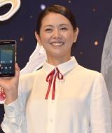 大人になったセーラームーンを演じる小泉今日子 (C)ORICON NewS inc.
