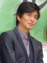 北川景子の結婚報道に「幸せになってもらいたい」と祝福した佐藤浩市 (C)ORICON NewS inc.