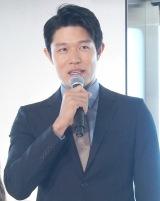 ドラマ『結婚式の前日に』の試写会に出席した鈴木亮平 (C)ORICON NewS inc.