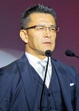 年末の格闘技イベントの復活会見に出席した榊原信行代表 (C)ORICON NewS inc.