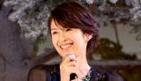 「KITTE」のクリスマスイルミネーション点灯式に登場した吉瀬美智子 (C)oricon ME inc.