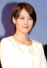 第一子出産を報告した佐藤良子アナウンサー (C)ORICON NewS inc.