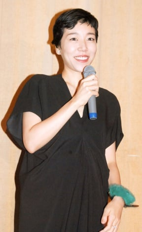 サムネイル 第1子を出産した映画監督の安藤桃子氏 (C)ORICON NewS inc.