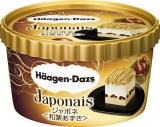 『ハーゲンダッツ ジャポネ<和栗あずき>』税込価格:383円