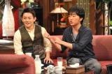 10月10日放送、関西テレビ『さんまのまんま』はスピードワゴンが登場(フジテレビは10月11日放送)(C)関西テレビ