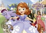 ディズニーのテレビアニメ『ちいさなプリンセス ソフィア』テレビ東京系で放送中(C)Disney