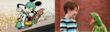 短編作品『ミッキーマウス!』(左)と『マペット・タイム』(右)を週替わりで放送(C)Disney