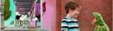 テレビ東京系で放送中の『ちいさなプリンセス ソフィア』内で短編作品『ミッキーマウス!』(左)と『マペット・タイム』(右)を週替わりで放送(C)Disney
