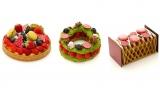 """今年のクリスマスケーキのテーマは""""Traditional(トラディショナル)"""""""