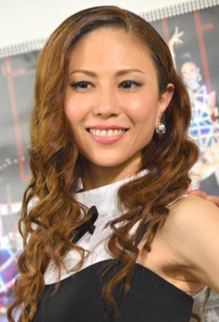 MAX 20th LIVE CONTACT 2015 BACK TO THE MAX FUTUREに出演したNANA (C)ORICON NewS inc.