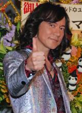 夫人の難病明かし「生きてるうちは、オレが守る」と力強く語ったダイアモンド☆ユカイ (C)ORICON NewS inc.