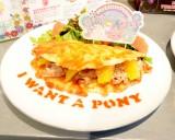 『カルアポークとオレンジのチーズパンケーキ』(販売価格:1380円) (C)oricon ME inc.