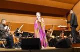 「台湾まつり in 加賀市   台北市立國楽団 日本公演」に出演したクミコ