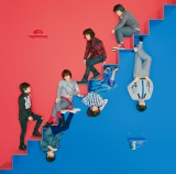 11月11日発売スプリットシングル、KANA-BOON / シナリオアート「talking / ナナヒツジ」ジャケット写真