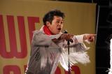 デビュー曲『岐阜ミーチャンス』発売記念イベントを行った流れ星・ちゅうえい