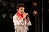 デビュー曲『岐阜ミーチャンス』発売記念イベントを行った流れ星・瀧上伸一郎