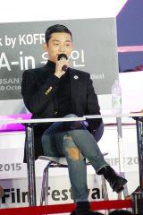釜山国際映画祭オープントークに登場。映画、俳優業、プライベートについて、1時間しっかりと語ったユ・アイン