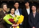 『花燃ゆ』クランクアップ 東京・NHKで行われたセレモニーの模様 (C)ORICON NewS inc.