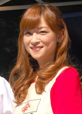 ヤマキ『割烹白だし』新プロモーション発表会に出席した吉澤ひとみ (C)ORICON NewS inc.