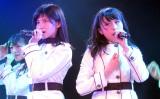 (左から)谷口めぐ、川本紗矢 (C)ORICON NewS inc.