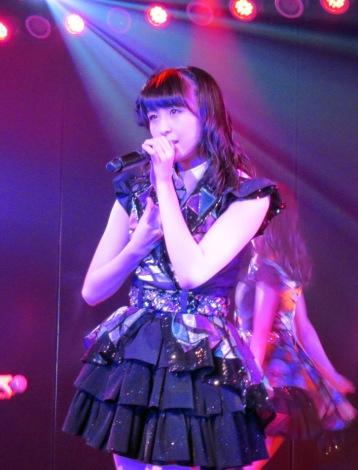 川本紗矢=AKB48特別公演第3弾『ド〜なる?!ド〜する?!AKB48』公演の模様 (C)ORICON NewS inc.