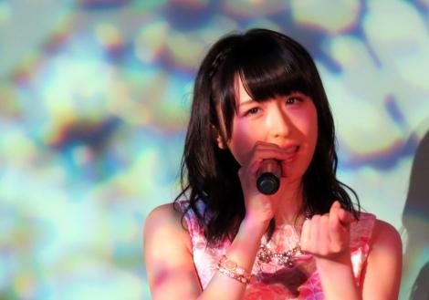 川本紗矢=AKB48特別公演 田原総一朗『ド〜なる?!ド〜する?!AKB48』 (C)ORICON NewS inc.