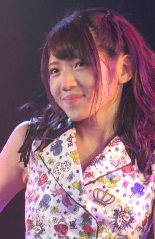 村山彩希=AKB48特別公演 田原総一朗『ド〜なる?!ド〜する?!AKB48』 (C)ORICON NewS inc.