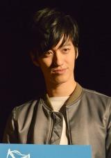『JAM TOWN』製作発表に出席した水田航生 (C)ORICON NewS inc.