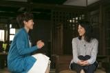 井上真央と有働由美子アナウンサーが「本音で女子トーク」を展開(C)NHK