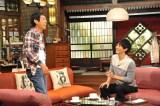 10月17日、関西テレビ『さんまのまんま』に松坂桃李が初登場(フジテレビは10月18日放送分)(C)関西テレビ