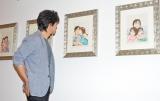 同展では30枚もの『エンジェル・ハート』『シティハンター』の原画を展示 (C)ORICON NewS inc.