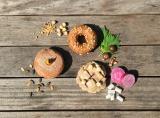 「CAMDEN'S BLUE ☆ DONUTS(カムデンズ ブルー ☆ドーナツ)」から、秋フレーバー3種が登場