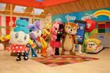 着ぐるみたちが、子どもを楽しく笑わせる、異色の子どもバラエティー番組として、2013年秋にスタートしたNHK・BSプレミアムの『ワラッチャオ!』(C)NHK