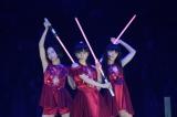 緩急つけたセットリストで沸かせた 写真:柴田恵理