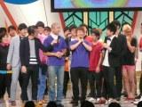 『キングオブコント2015』から一夜明け、大阪の劇場に凱旋したコロコロチキチキペッパーズ