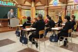 11月2日放送、テレビ朝日『しくじり先生 俺みたいになるな!!』3時間スペシャル。内山信二先生の授業風景(C)テレビ朝日