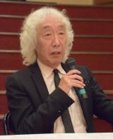 舞台『海に響く軍靴』制作発表会に出席した高平哲郎氏 (C)ORICON NewS inc.