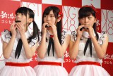 JA『新潟米×NGT48 新米収穫発表会』に出席したNGT48 (C)ORICON NewS inc.