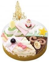 『クリスマス パレット6』(税込価格:3600円〜)