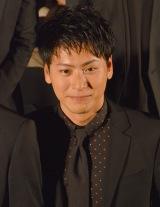 ドラマ『HiGH&LOW』第1話完成披露舞台あいさつに出席した山下健二郎 (C)ORICON NewS inc.