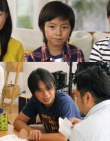 声優の浪川大輔(写真下)がPV監督&脚本に初挑戦。主演は人気子役の加藤憲史郎(写真上)