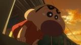 『映画 クレヨンしんちゃん オラの引越し物語 サボテン大襲撃』Blu-ray&DVD(11月6日発売)(C)臼井儀人/双葉社・シンエイ・テレビ朝日・ADK 2015